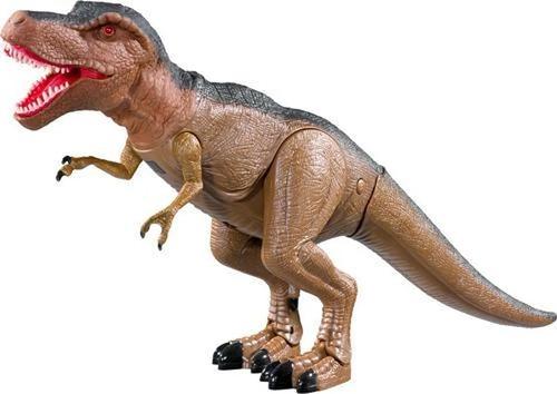 Imagen 1 de 5 de Dinosaurio Con Luz Y Sonido Juguete Original Niños Muñeco