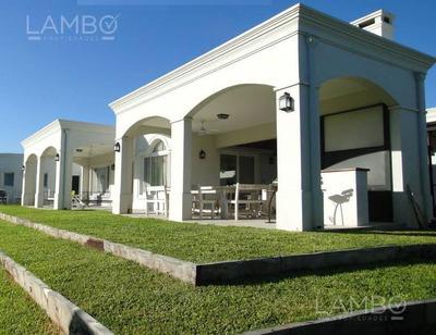 Alquiler Temporario Casa - Estancias Del Pilar,la Argentina