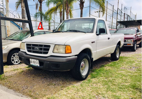 Ford Ranger Xl Cabina Regular Corto Mt 2001