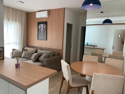 Imagem 1 de 25 de Apartamento Novo Nunca Habitado. Mobiliado!!! - Ap2226