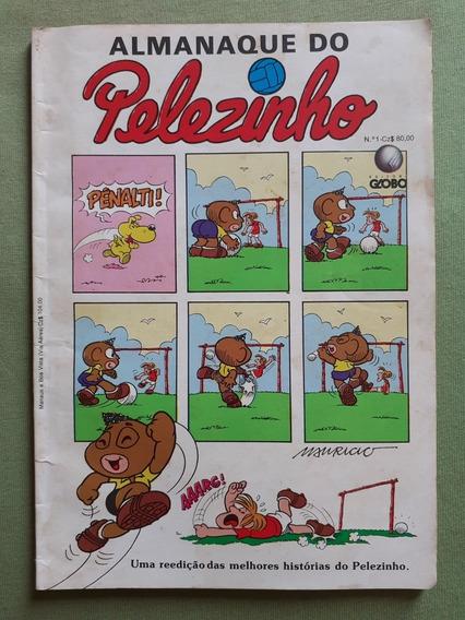 Pelezinho N° 1 Globo - ( Ler A Descrição)
