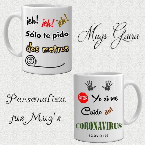 Mug's Gaira Personalizado