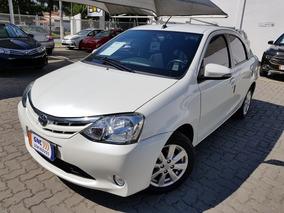 Toyota Etios 1.5 Xls Sedan 16v Flex 4p Automatico 2016/2017
