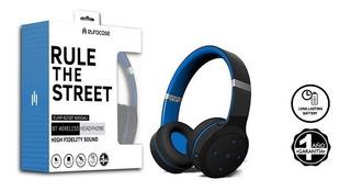 Auricular + Mic Bluetooth Eurocase Overear Nassau Euhp-625bt