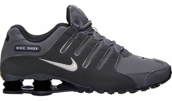 Tenis Nike Shox Nz 378341 059 Original