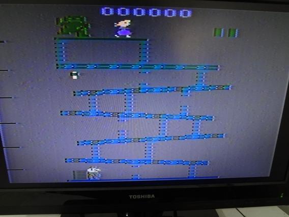 Cartucho Fita Atari Original - Donkey Kong - Nintendo