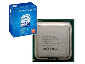 Processador Intel Core 2 Quad Q9450 2.66 Ghz 12mb 775 Q9550