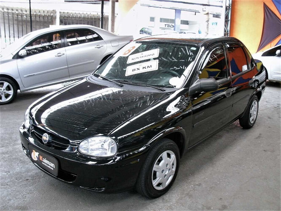 Corsa Classic Sedan.. Com Dir.+vidros E Travas Só Na Kaiman