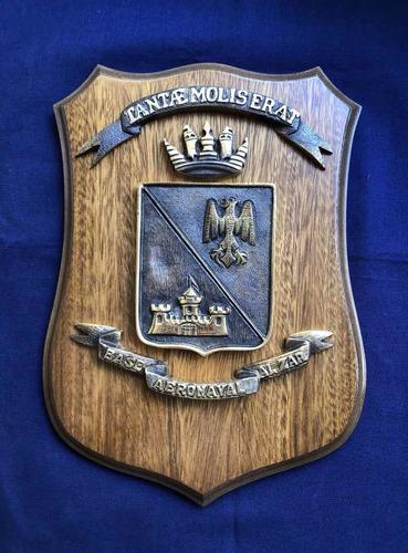 Panoplia Base Aeronaval Almirante Zar