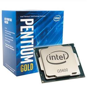 Processador Intel Pentium Gold G5400 3.7ghz Cache 4mb S1151