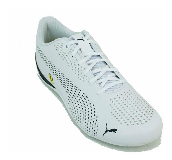 Zapatillas Puma Hombre Ferrari Blanco - Zapatillas en ...