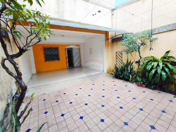 Casa Com 4 Dormitórios, 122 M² - Marco - Belém/pa - Ca0157