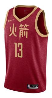 Regata Nike Houston Rockets Swingman - Diversas Cores