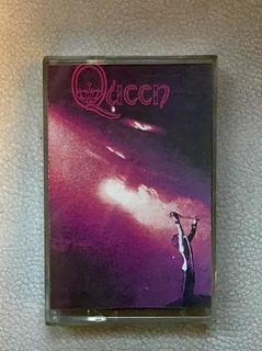 Cassette Queen I 1973 Primer Albúm Oficial Excelente Estado