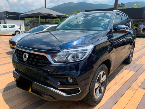 Ssangyong Rexton G4 Elite Turbo Gasolina 4x4 Automatica
