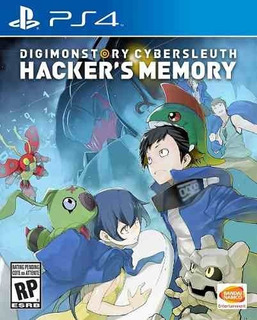 Juego Ps4 Digimon Story Cyber Sleuth Hacker