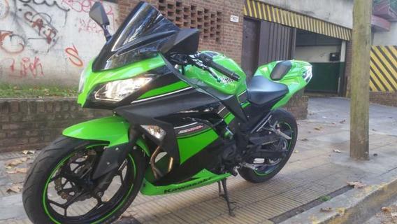 Kawasaki Ninja 300 Special Edicion