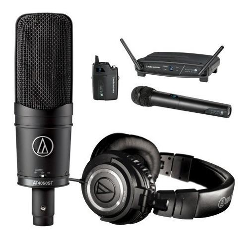 Pack Para Servicio Técnico De Audio