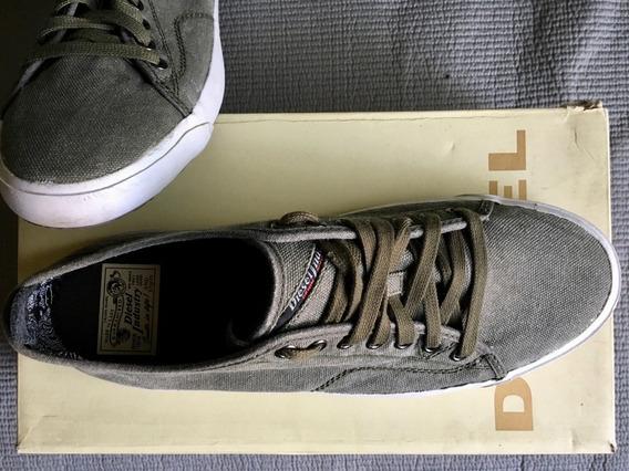 Zapatillas Diesel. Talla 43.5