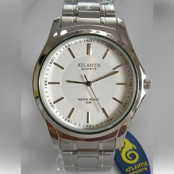 Relogio Atlantis Modelo G3456 + Caixa