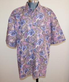 Camisa Caballero 3xl Paisley Print