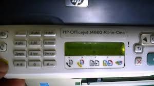 Officejet  Hp J4660 009