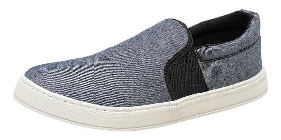 Slip On Masculino Casual 3ls3