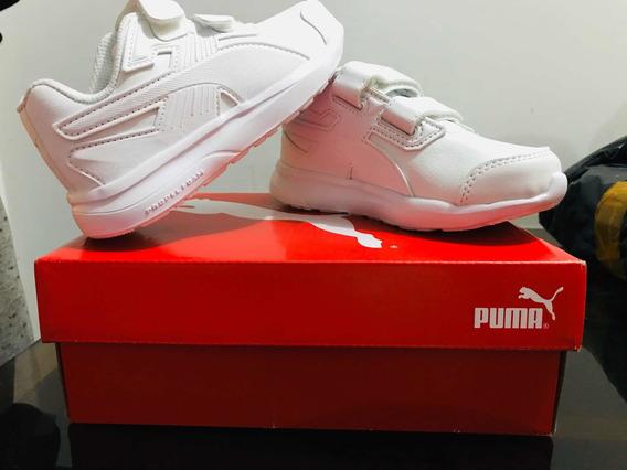Zapatilla Niño Puma Talla 28 Nuevo - No Nike adidas