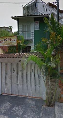 Casa Em Jardim Santa Rosa, Taboão Da Serra/sp De 98m² 2 Quartos À Venda Por R$ 213.180,01 - Ca322397