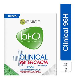 Desodorante En Barra Bio Clinical Mujer Eficacia 40g Garnier