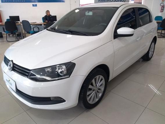 Volkswagen Gol 1.6 Trend 2014 Branca Flex