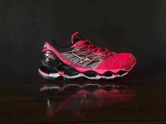 Tênis Mizuno Wave Prophecy 7 Masculino Feminino Nike adidas