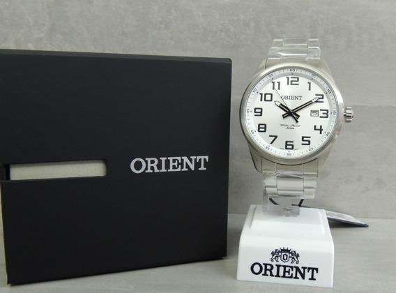 Relógio Orient Masculino - Mod: Mbss1271 S2sx - Nf + Gar