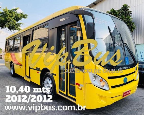 Urbano 12/12 10,40 Mts Financia 100% Vipbus