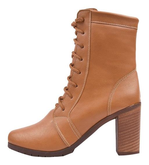 Bota Coturno Sapato Feminino Chiquiteira Chiqui/40951