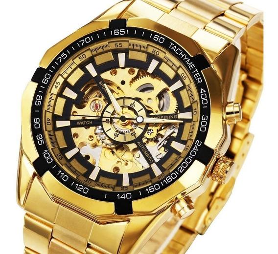 Reloj Hombre Automatico Forsining - Original Importado