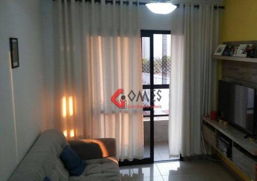 Apartamento À Venda, 69 M² Por R$ 372.000,00 - Baeta Neves - São Bernardo Do Campo/sp - Ap2778