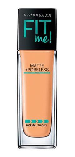 Base Maybelline Fit Me Matte + Poreless