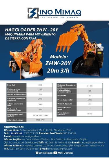 Haggloader - Muckingloader- Escabadora