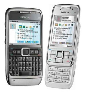 Nokia E66 3,15mpx Radio Fm Gps Finlandia Libre Wifi Symbian