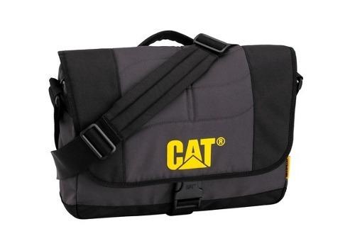 Bolso Mensajero Cat - Medidas 43 X 28 X 10 Cm - 83111-172