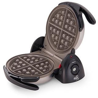Wafflera Presto Waffles Gruesos Acero Inoxidable