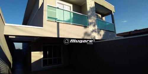 Sobrado Com 3 Dormitórios À Venda, 122 M² Por R$ 700.000,00 - Vila Galvão - Guarulhos/sp - So0661