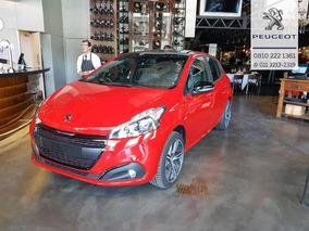 Peugeot 208 Active Marron Precio Contado O Cuotas | Lexpres