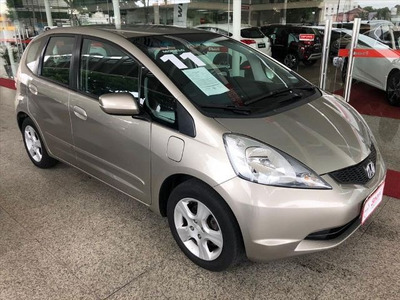 Test Ml Honda Fit 1.4 Lx Flex 5p