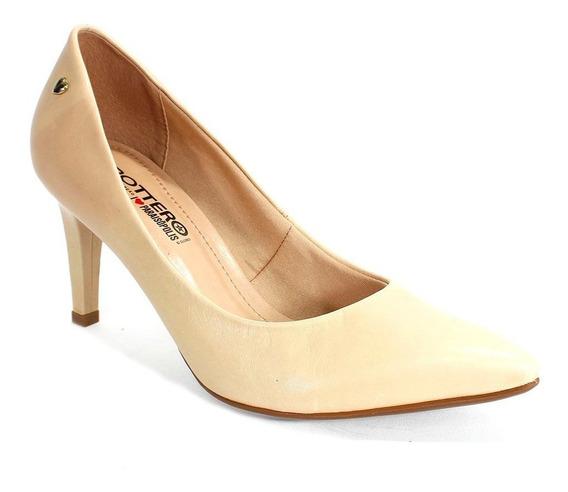 Sapato Feminino Paraisopolis Bottero Nude