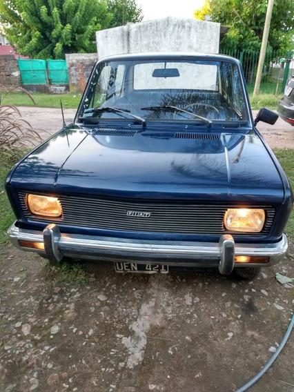 Fiat Modelo 128 , Año 80