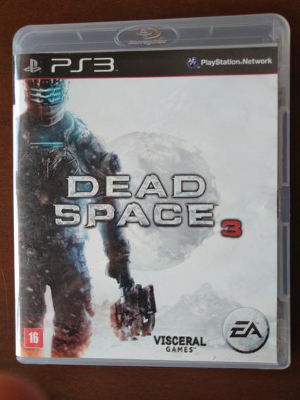 Dead Space 3 - Mídia Física Ps3