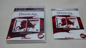 Dragon Age Origins Ultimate Edition Ps3 Midia Fisica Orig