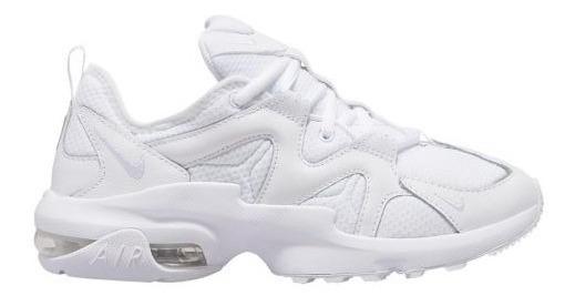 Tenis Casual Nike Air Max Graviton 0410 Blanco Niño
